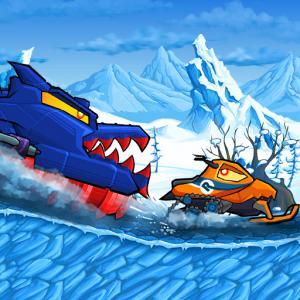 Car Eats Car: Winter Adventure