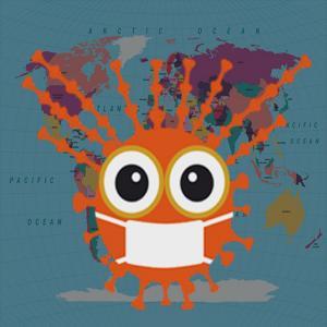 Speedy Corona Virus .io