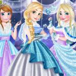Disney Snow Flakes Winter Ball