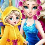 Elsa Mommy Fashion