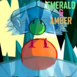 Emerald And Amber