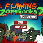 Flaming Zombooka 2 Level Pack