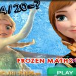 Frozen Test De Matematica