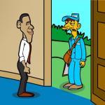Obama Narnia