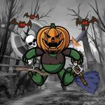 Pumpkin Monster