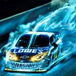 Racing Cars Puzzle