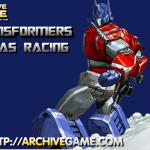 Transformers Winter Motorcycle Racing